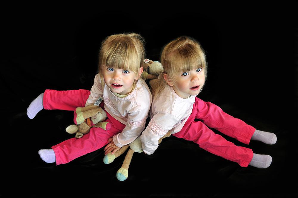 gene eineiige zwillinge